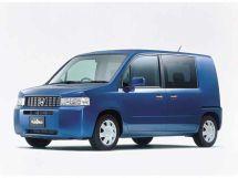 Honda Mobilio Spike 1 поколение, 09.2002 - 01.2004, Минивэн