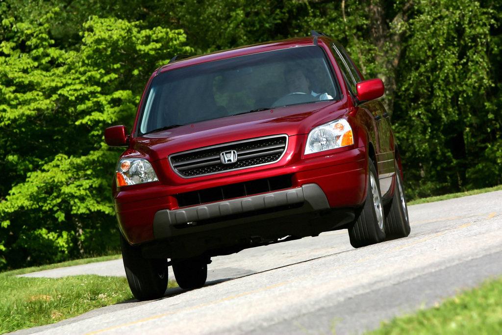 Honda Pilot 2002, 2003, 2004, 2005, джип/suv 5 дв., 1 ...
