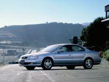 Honda Saber 1998, седан, 2 поколение