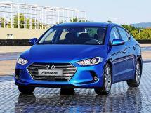 Hyundai Avante 5 поколение, 09.2015 - н.в., Седан