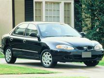 Hyundai Lantra рестайлинг 1998, седан, 2 поколение, J3