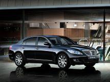 Hyundai Genesis 2008, седан, 1 поколение
