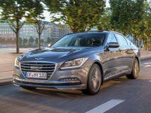 Hyundai Genesis 2014, седан, 2 поколение