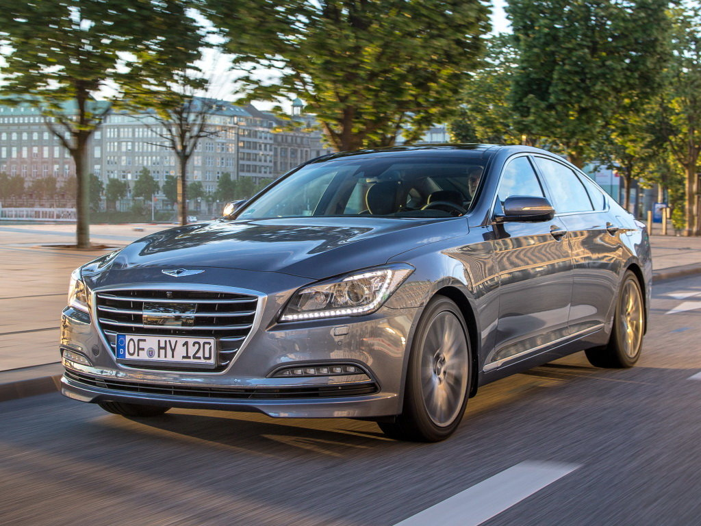Hyundai Genesis хендай генезис продажа цены отзывы фото 77
