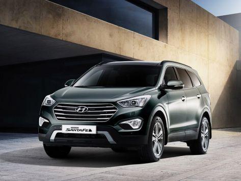 Hyundai Grand Santa Fe  03.2013 - 09.2016