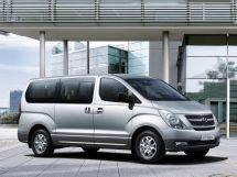 Hyundai H1 2 поколение, 05.2007 - 08.2015, Минивэн