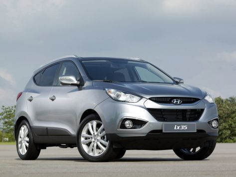 Hyundai ix35  08.2009 - 09.2013