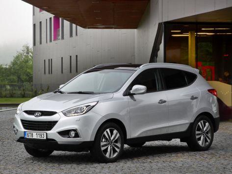 Hyundai ix35  05.2013 - 12.2015