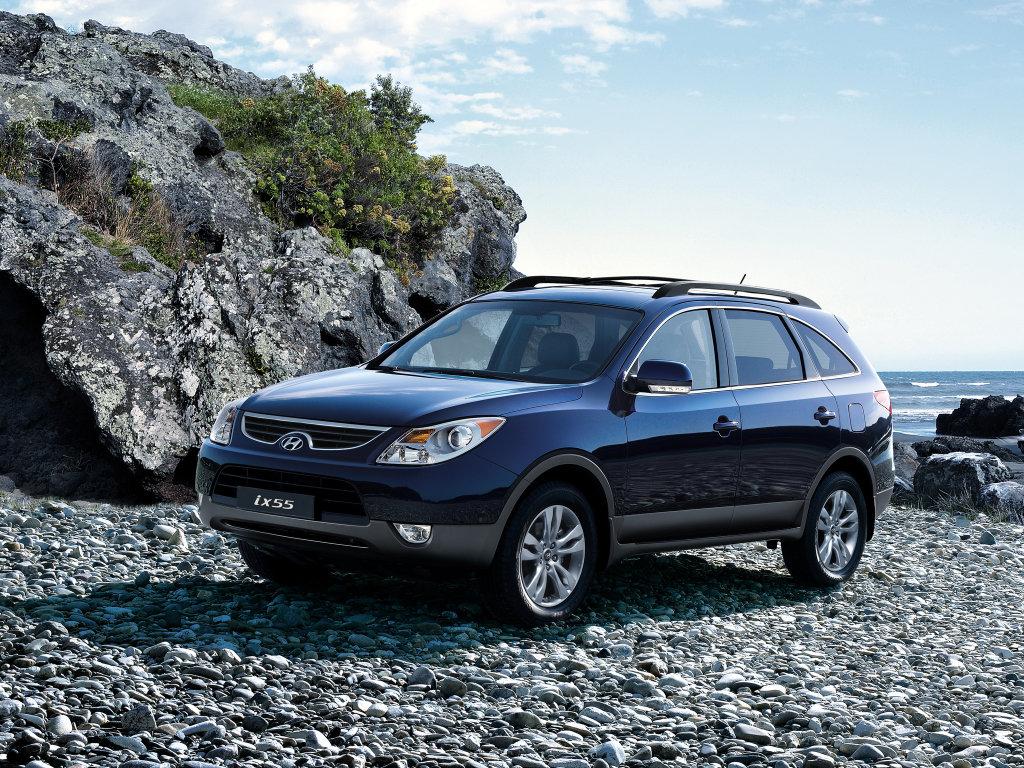 Hyundai ix55 2006 - 2013