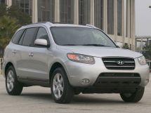 Hyundai Santa Fe 2 поколение, 12.2005 - 07.2009, Джип/SUV 5 дв.