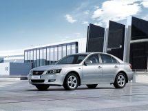 Hyundai Sonata 5 поколение, 09.2004 - 10.2007, Седан