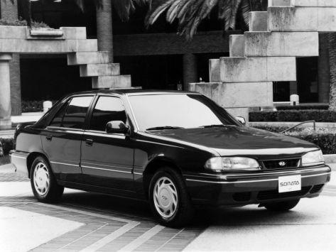 Hyundai Sonata (Y2) 03.1991 - 05.1993