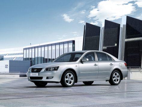 Hyundai Sonata (NF) 09.2004 - 10.2007