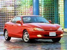 Hyundai Tiburon 1996, купе, 1 поколение, RD