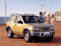 Isuzu MU 1998, джип/suv 3 дв., 2 поколение