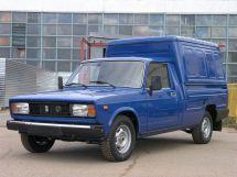 ИЖ 2717 2005, цельнометаллический фургон, 2 поколение