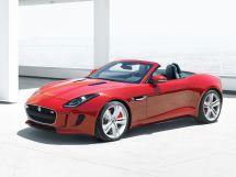Jaguar F-Type 2013, открытый кузов, 1 поколение