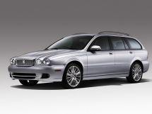 Jaguar X-Type рестайлинг 2007, универсал, 1 поколение