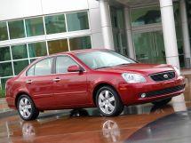 Kia Optima 2005, седан, 2 поколение, MG