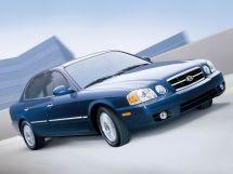 Kia Optima рестайлинг 2003, седан, 1 поколение, GD