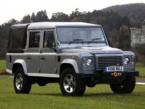 Land Rover Defender (110) 09.2007 - 12.2015