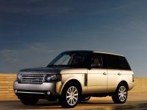 Land Rover Range Rover 2-й рестайлинг, 3 поколение, 02.2009 - 12.2012, Джип/SUV 5 дв.