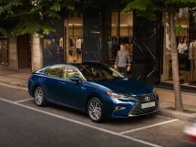 Lexus ES250 рестайлинг 2015, седан, 6 поколение, XV60