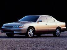 Lexus ES300 1991, седан, 2 поколение, XV10
