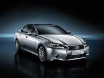 Lexus GS300h 2013, седан, 4 поколение, L10