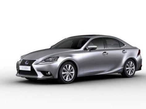 Lexus IS300h (XE30) 05.2013 - 09.2016