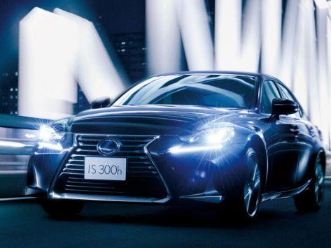 Lexus IS300h  10.2016 - 08.2020