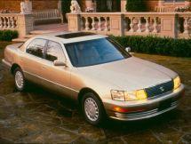 Lexus LS400 1989, седан, 1 поколение, XF10