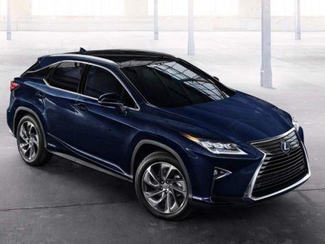 Lexus RX200t (AL20) 10.2015 - 11.2017