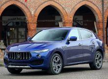 Maserati Levante 2016, suv, 1 поколение