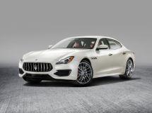 Maserati Quattroporte рестайлинг 2016, седан, 6 поколение, M156