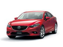 Mazda Atenza 2012, седан, 3 поколение, GJ