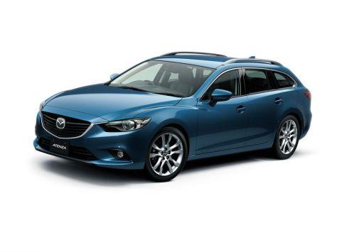 Mazda Atenza (GJ) 11.2012 - 12.2014