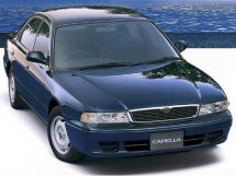 Mazda Capella 1994, седан, 6 поколение, CG