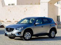 Mazda CX-5 1 поколение, 09.2011 - 01.2015, Джип/SUV 5 дв.