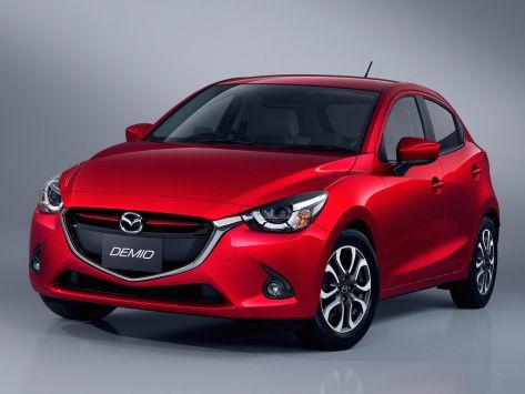 Mazda Demio (DJ) 09.2014 - 07.2019