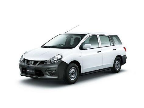 Mazda Familia (Y12) 02.2017 - 05.2018