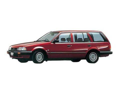 Mazda Familia (BW) 04.1987 - 08.1994