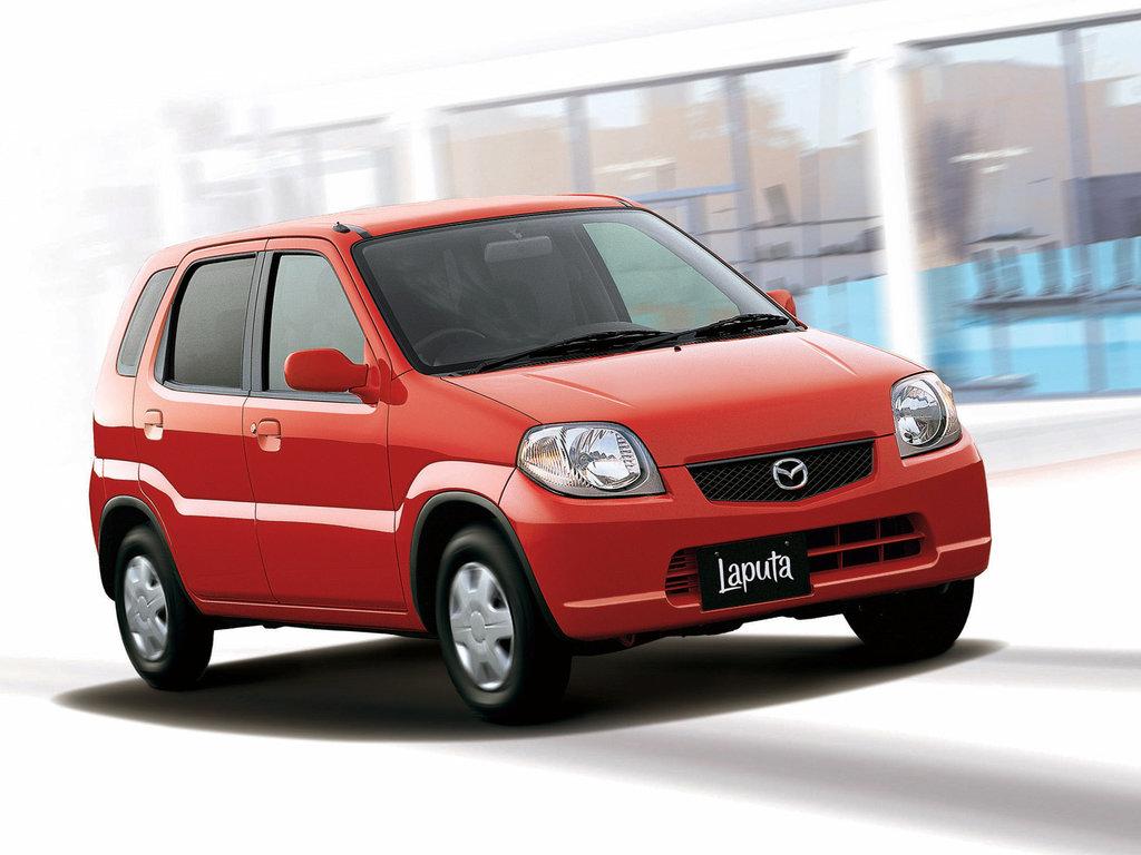 Mazda Laputa 2000 - 2006