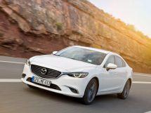 Mazda Mazda6 рестайлинг 2015, седан, 3 поколение, GJ