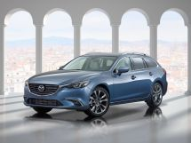 Mazda Mazda6 рестайлинг 2015, универсал, 3 поколение, GJ