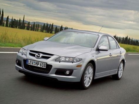 Mazda Mazda6 MPS (GG) 12.2005 - 08.2007