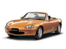 Mazda Roadster 1998, открытый кузов, 2 поколение, NB