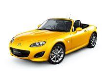 Mazda Roadster рестайлинг, 3 поколение, 11.2008 - 06.2012, Открытый кузов