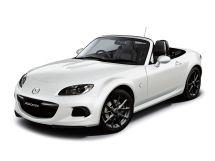 Mazda Roadster 2-й рестайлинг, 3 поколение, 07.2012 - 04.2015, Открытый кузов