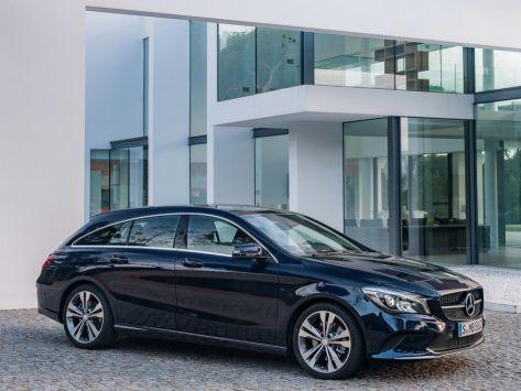 Mercedes-Benz CLA-Class (X117) 05.2016 - 02.2019